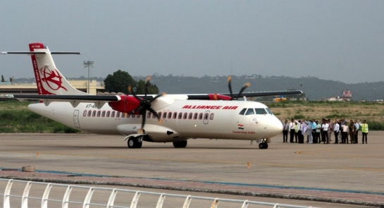 Alliance Air commences Mumbai-Goa d