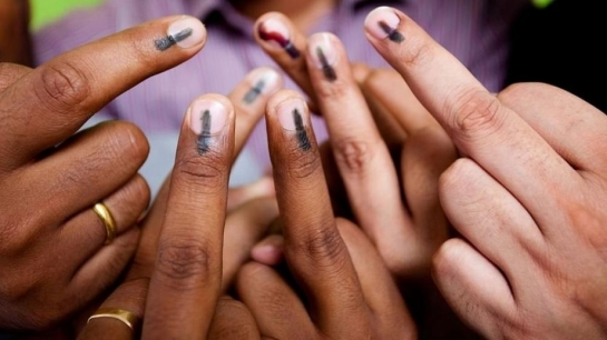 61.1% turnout in 3rd phase of J&K P