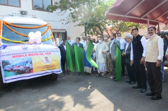 Mobile medical van launched for 20