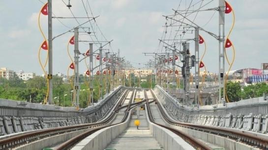 Delhi-Ghaziabad-Meerut RRTS corrido