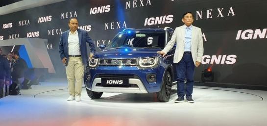 Maruti Suzuki launches online finan