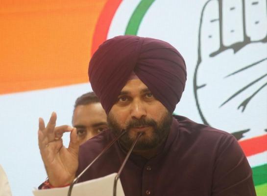 ?Sidhu marks presence in Punjab Ass