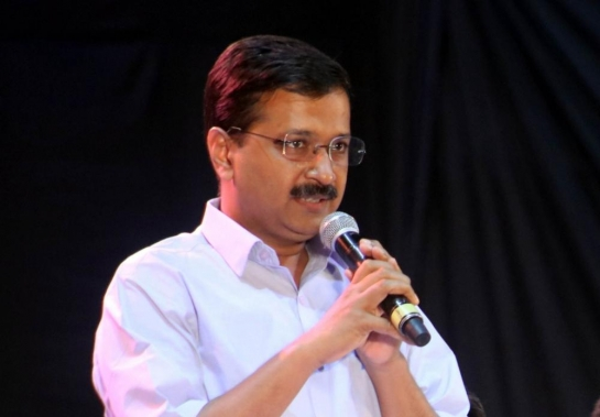 Kejriwal lays foundation for LNJP h