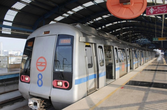 DMRC suspends services from NCR to