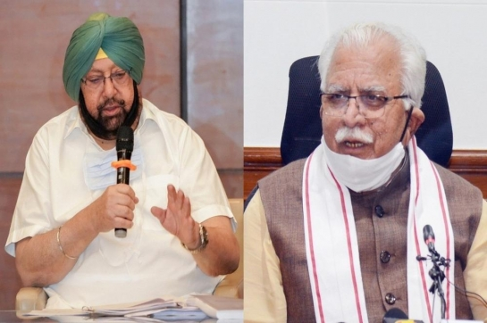 Punjab CM slams Khattar over 'Khali