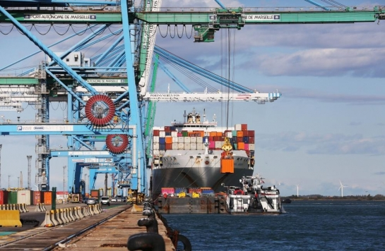 Port volumes yet to fully recovery,