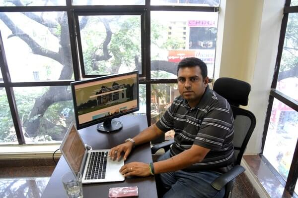 How a man created a holiday homes website that makes Rs 52 crore annually